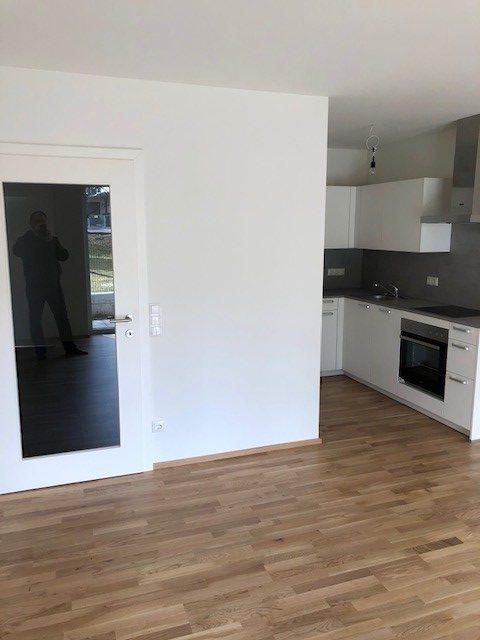 3-Zimmer Erstbezug-Wohnung mit Garten in Waidmannsdorf