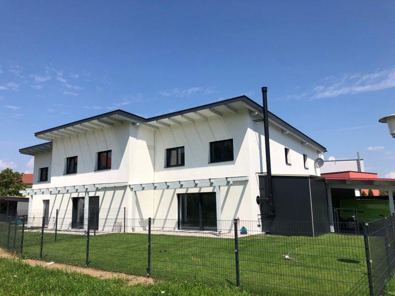Reihenhausprojekt Doberniggstraße in Ebenthal bei Klagenfurt