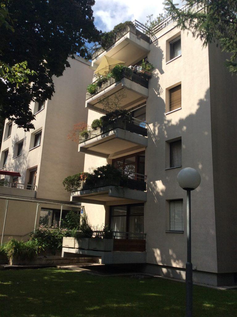 Große 4-Zimmerwohnung in Innenstadtlage