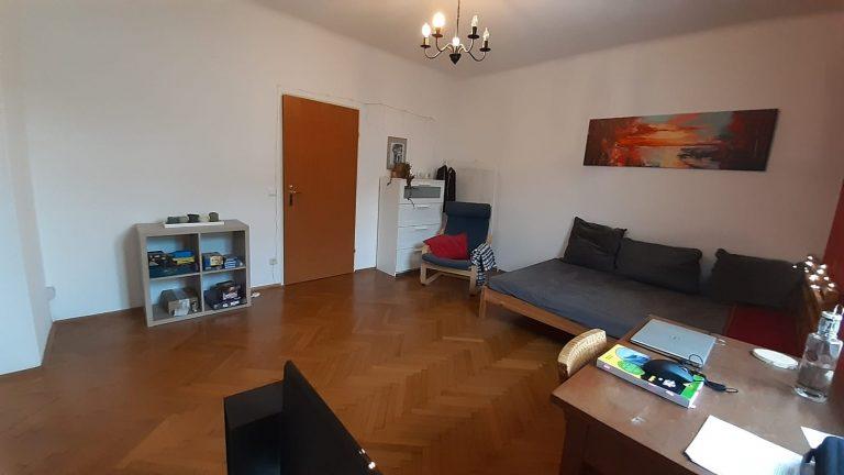 WG geeignete 4-Zimmerwohnung in Uni Nähe